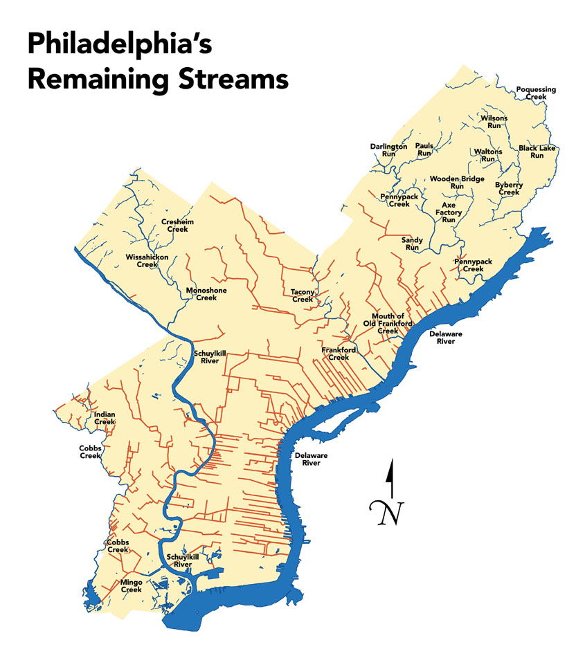 Philly H2O: Maps