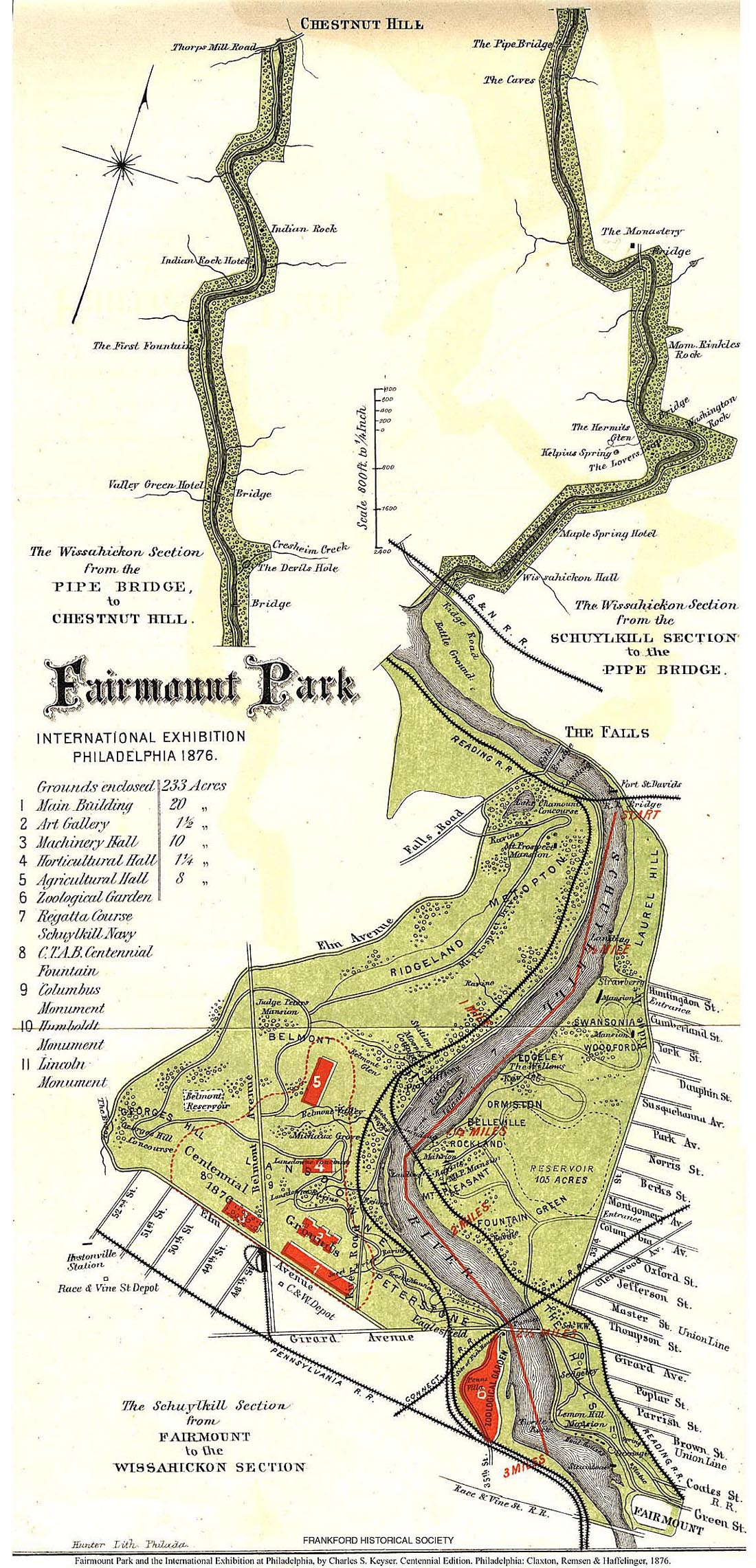 Philly H2O Maps